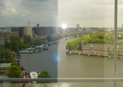 Bedrijfspand in Amsterdam bij ijtunnel