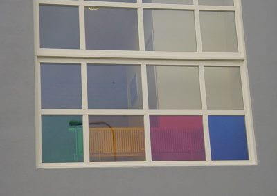 4 verschillende kleurfolies