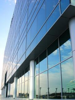 Glasfolie voor bedrijven en particulieren