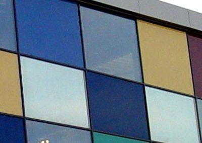 Privacyfolie en kleurfolie